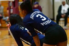 CIAC G. Volleyball; Farmington 3 vs. Hartford Public 0 - Photo # 483