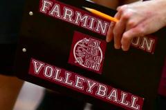 CIAC G. Volleyball; Farmington 3 vs. Hartford Public 0 - Photo # 513