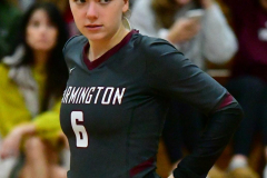 CIAC G. Volleyball; Farmington 3 vs. Hartford Public 0 - Photo # 517