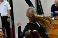 CIAC G. Volleyball; Farmington 3 vs. Hartford Public 0 - Photo # 525