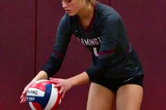 CIAC G. Volleyball; Farmington 3 vs. Hartford Public 0 - Photo # 534