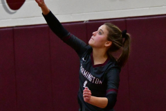 CIAC G. Volleyball; Farmington 3 vs. Hartford Public 0 - Photo # 540