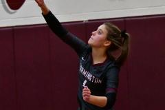 CIAC G. Volleyball; Farmington 3 vs. Hartford Public 0 - Photo # 540