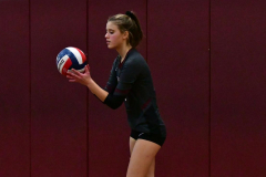 CIAC G. Volleyball; Farmington 3 vs. Hartford Public 0 - Photo # 542