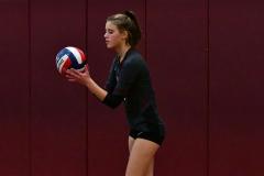 CIAC G. Volleyball; Farmington 3 vs. Hartford Public 0 - Photo # 542
