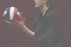 CIAC G. Volleyball; Farmington 3 vs. Hartford Public 0 - Photo # 543