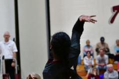 CIAC G. Volleyball; Farmington 3 vs. Hartford Public 0 - Photo # 549