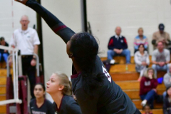 CIAC G. Volleyball; Farmington 3 vs. Hartford Public 0 - Photo # 550