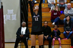 CIAC G. Volleyball; Farmington 3 vs. Hartford Public 0 - Photo # 554