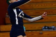 CIAC G. Volleyball; Farmington 3 vs. Hartford Public 0 - Photo # 558