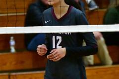 CIAC G. Volleyball; Farmington 3 vs. Hartford Public 0 - Photo # 564