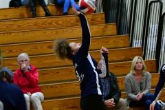 CIAC G. Volleyball; Farmington 3 vs. Hartford Public 0 - Photo # 566