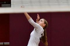 CIAC G. Volleyball; Farmington 3 vs. Hartford Public 0 - Photo # 571