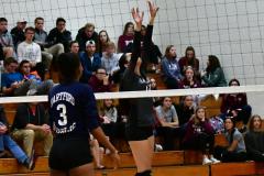 CIAC G. Volleyball; Farmington 3 vs. Hartford Public 0 - Photo # 590