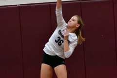 CIAC G. Volleyball; Farmington 3 vs. Hartford Public 0 - Photo # 594