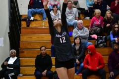 CIAC G. Volleyball; Farmington 3 vs. Hartford Public 0 - Photo # 601