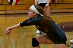 CIAC G. Volleyball; Farmington 3 vs. Hartford Public 0 - Photo # 652