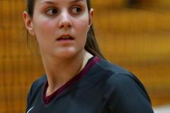 CIAC G. Volleyball; Farmington 3 vs. Hartford Public 0 - Photo # 663