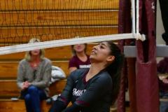 CIAC G. Volleyball; Farmington 3 vs. Hartford Public 0 - Photo # 668