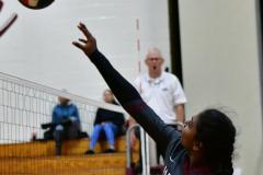 CIAC G. Volleyball; Farmington 3 vs. Hartford Public 0 - Photo # 677