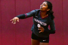 CIAC G. Volleyball; Farmington 3 vs. Hartford Public 0 - Photo # 682