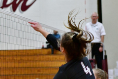 CIAC G. Volleyball; Farmington 3 vs. Hartford Public 0 - Photo # 692