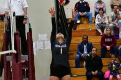 CIAC G. Volleyball; Farmington 3 vs. Hartford Public 0 - Photo # 695