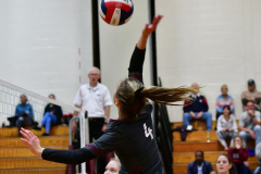 CIAC G. Volleyball; Farmington 3 vs. Hartford Public 0 - Photo # 703
