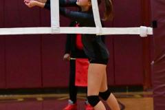CIAC G. Volleyball; Farmington 3 vs. Hartford Public 0 - Photo # 710