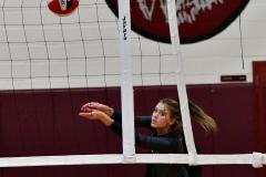 CIAC G. Volleyball; Farmington 3 vs. Hartford Public 0 - Photo # 711