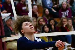 CIAC G. Volleyball; Farmington 3 vs. Hartford Public 0 - Photo # 713