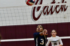 CIAC G. Volleyball; Farmington 3 vs. Hartford Public 0 - Photo # 721