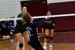 CIAC G. Volleyball; Farmington 3 vs. Hartford Public 0 - Photo # 722