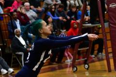 CIAC G. Volleyball; Farmington 3 vs. Hartford Public 0 - Photo # 732