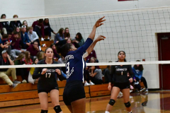 CIAC G. Volleyball; Farmington 3 vs. Hartford Public 0 - Photo # 735