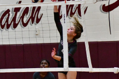 CIAC G. Volleyball; Farmington 3 vs. Hartford Public 0 - Photo # 744