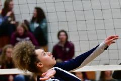 CIAC G. Volleyball; Farmington 3 vs. Hartford Public 0 - Photo # 746