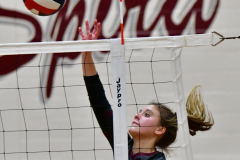 CIAC G. Volleyball; Farmington 3 vs. Hartford Public 0 - Photo # 751