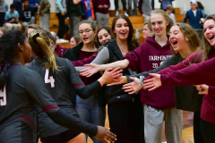 CIAC G. Volleyball; Farmington 3 vs. Hartford Public 0 - Photo # 768