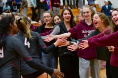 CIAC G. Volleyball; Farmington 3 vs. Hartford Public 0 - Photo # 768