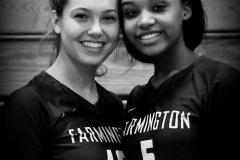 CIAC G. Volleyball; Farmington 3 vs. Hartford Public 0 - Photo # 797