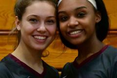 CIAC G. Volleyball; Farmington 3 vs. Hartford Public 0 - Photo # 798