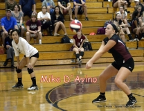 CIAC Girls Volleyball Focused on Farmington 3 vs. Conard 0 - Photo# (10)