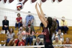 CIAC Girls Volleyball Focused on Farmington 3 vs. Conard 0 - Photo# (107)