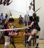 CIAC Girls Volleyball Focused on Farmington 3 vs. Conard 0 - Photo# (11)