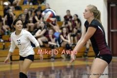 CIAC Girls Volleyball Focused on Farmington 3 vs. Conard 0 - Photo# (112)