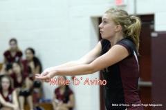 CIAC Girls Volleyball Focused on Farmington 3 vs. Conard 0 - Photo# (113)