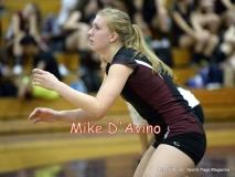 CIAC Girls Volleyball Focused on Farmington 3 vs. Conard 0 - Photo# (115)
