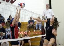 CIAC Girls Volleyball Focused on Farmington 3 vs. Conard 0 - Photo# (117)