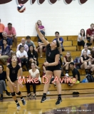 CIAC Girls Volleyball Focused on Farmington 3 vs. Conard 0 - Photo# (120)